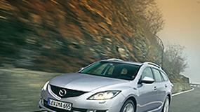 Nowa Mazda 6 Kombi - Po prostu kombi!