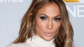 Jennifer Lopez w nietypowej dla siebie stylizacji