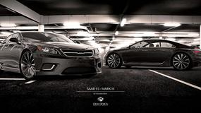 Saab 9-3 od Gray Design