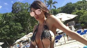 Soraja Vucelić na wakacjach w Tajlandii. Co za widok!