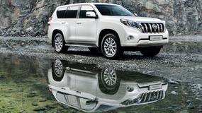 Toyota Land Cruiser przechodzi facelifting