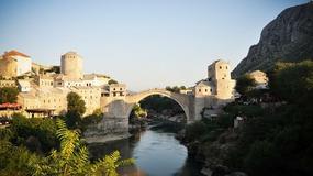 Bośnia i Hercegowina - Mostar i Sarajewo - tam przeszłość spotyka się z teraźniejszością