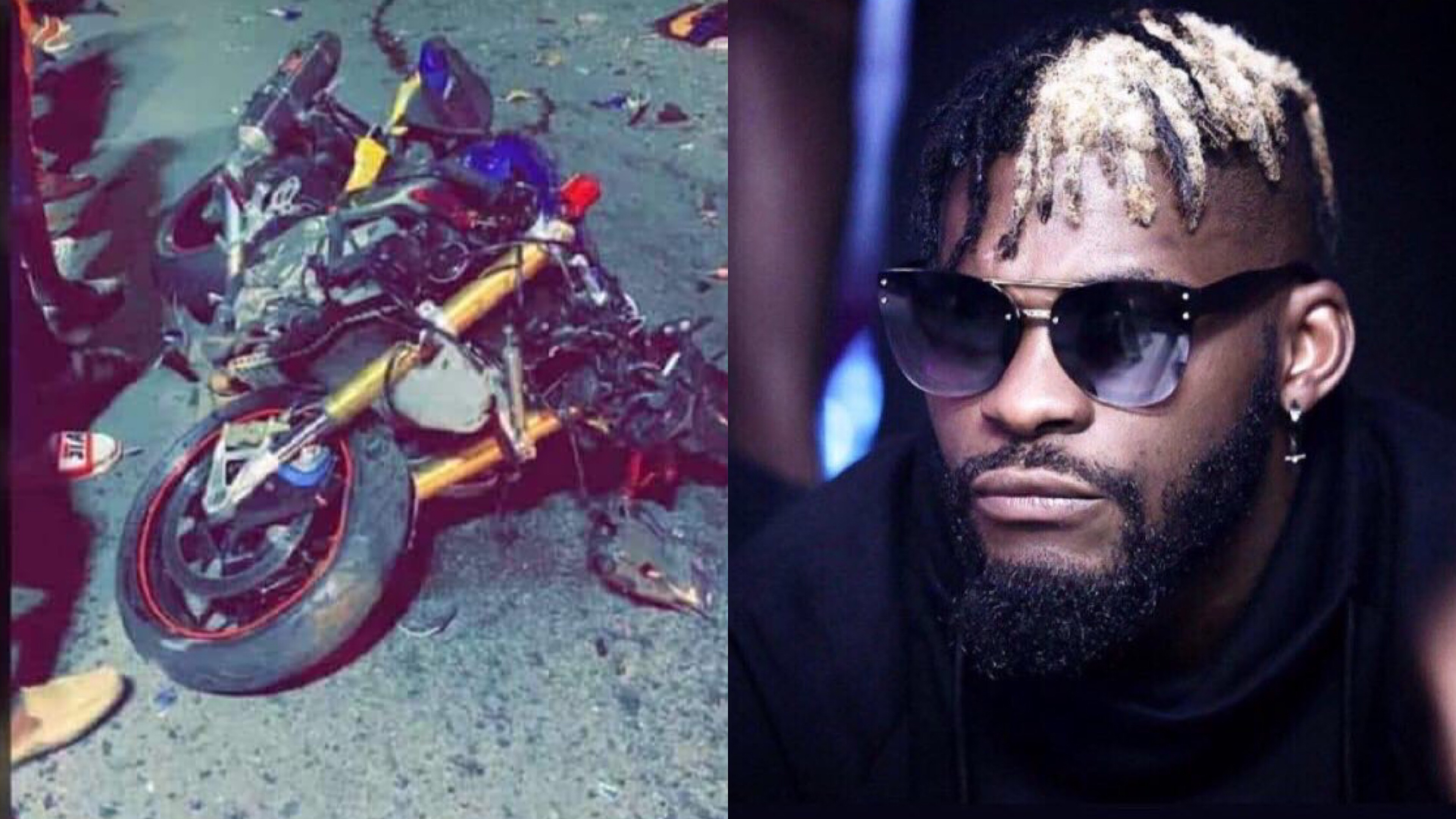 Watch video of DJ Arafat's bike accident that led to death
