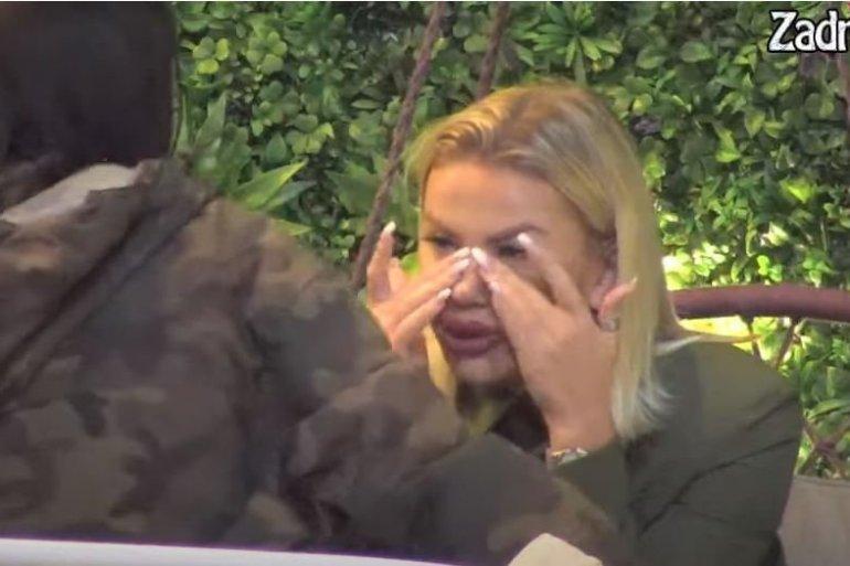 """""""SVIĐA MI SE, NIJE MI DOBRO KAD GA VIDIM"""" Sanja Stanković grcala u suzama zbog Frana!"""