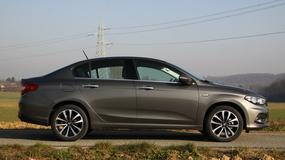 """Nowy Fiat Tipo - pierwsza jazda """"dużym Fiatem"""""""