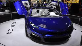 Paryż Motor Show: Ten sportowy samochód nie wydziela spalin
