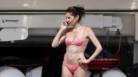 46-letnia żona Zidane'a w bikini