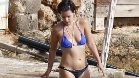 Lily Allen na wakacjach. Jak wam się podoba 32-letnia wokalistka w bikini?