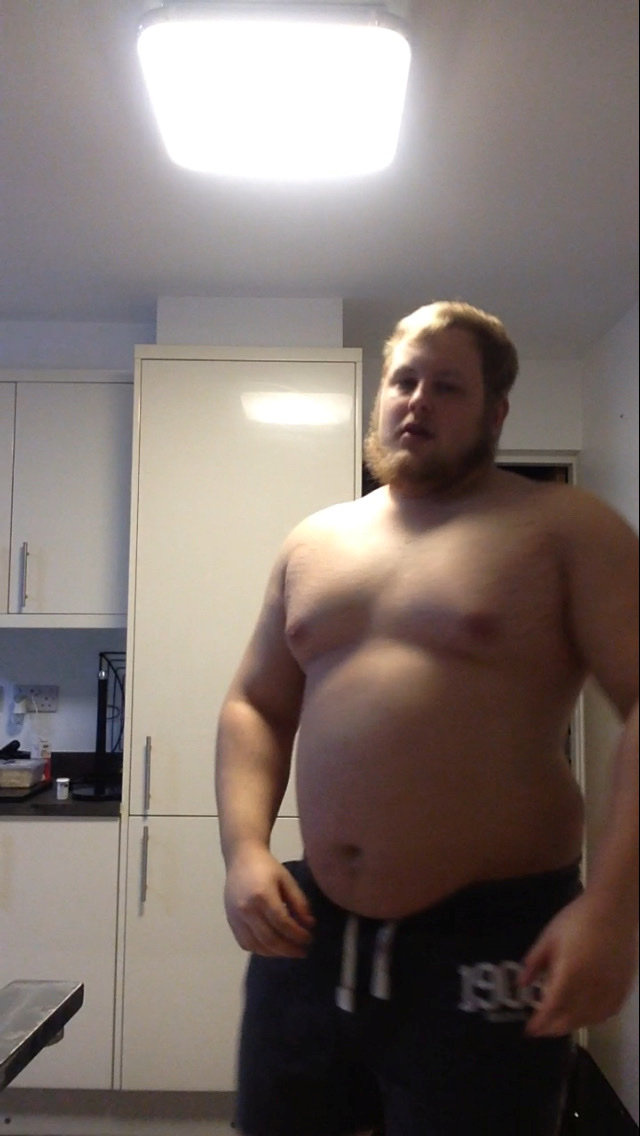 Brendon je jeo 10.000 kalorija dnevno