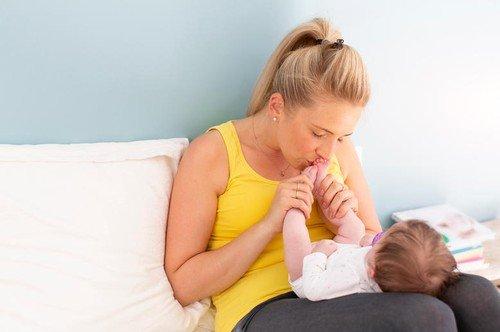 Ne brinite, kod većine beba takvo stanje je najčešće privremeno