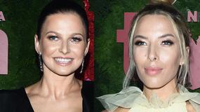 Anna Lewandowska i Ewa Chodakowska pojawiły się na balu Fundacji TVN. Która wypadła lepiej? (SONDA)