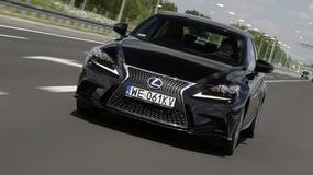 Lexus IS 300h F Sport - Napęd godny uznania