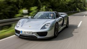 Najmocniejsze Porsche w historii marki