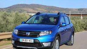 Dacia Sandero Stepway: Dacia w wersji ładnej - zdjęcia