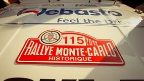 Monte Carlo 2012: Zabytkowe rajdówki na Placu Teatralnym