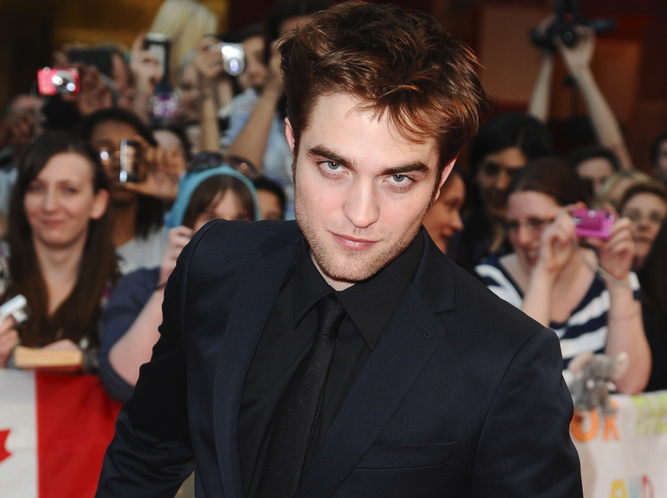 9. Robert Pattinson – 26,5 mln dol.