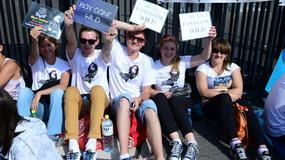 Fani czekają na koncert Madonny