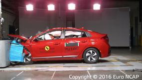 Euro NCAP – kolejne auta rozbite