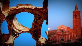 Belchite - zrujnowane miasto, ofiara i symbol wojny domowej w Hiszpanii