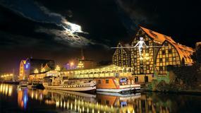 Zakochaj się w Polsce nocą - piękne miejsca w Polsce na nocnych zdjęciach