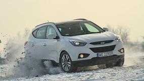 Słowa uznania za komfort - Test Hyundaia ix35
