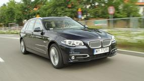 Komfortowo i bezpiecznie - test BMW 530 xDrive Touring