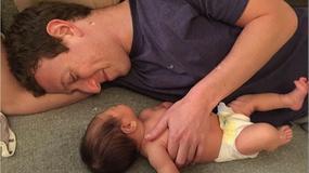 Urocze zdjęcia znanych ojców z malutkimi dziećmi