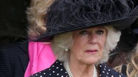 Zrozpaczona Camilla pożegnała brata