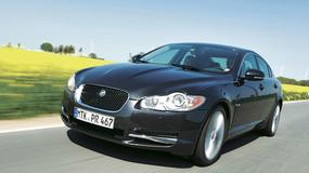 Test długodystansowy: Jaguara XF 3.0 V6