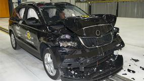 EuroNCAP: Skoda Karoq jest autem bezpiecznym