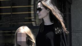 Angelina Jolie z córką na zakupach. Jak wypadły?