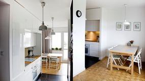 Przytulne i nowoczesne mieszkanie w wielkiej płycie - ma tylko 50 mkw!