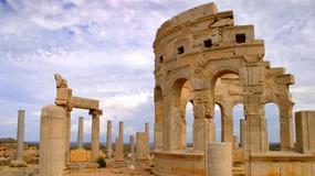 Pozostałości potęgi Starożytnego Rzymu w Afryce Północnej