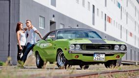 Dodge Challenger R/R 440 Magnum - Bad boys go uwielbiają
