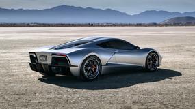 Aria Concept z sercem Corvette