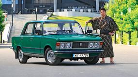 Fiatończyk - Japończyk w Polsce jeździ Polskim Fiatem 125p