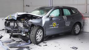 Crash testy Euro NCAP: osiem aut z pięcioma gwiazdkami