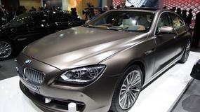 BMW Serii 6 Gran Coupe (Genewa 2012)