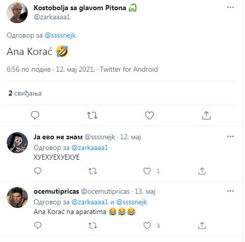 Sergej Pajić tvit