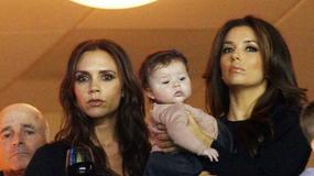 Longoria i Beckham wyglądają jak siostry!