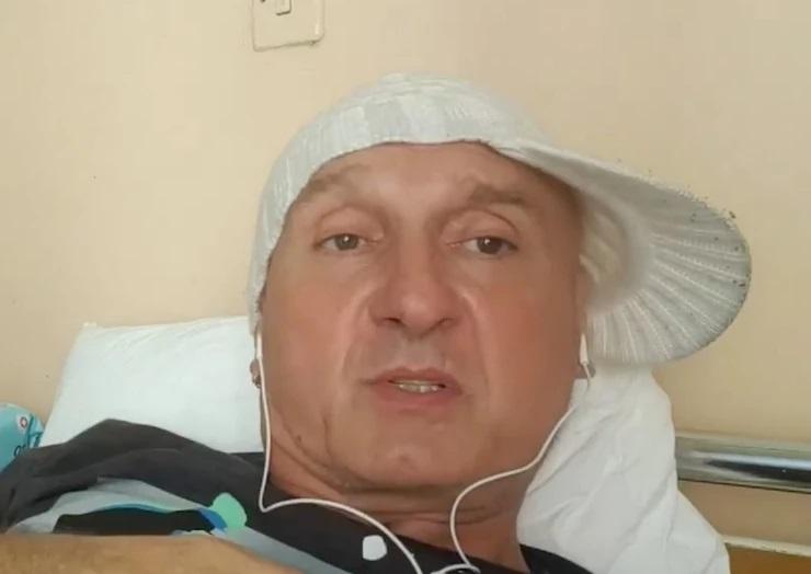 Miki Mećava se uključio iz bolnice pa oktrio ZASTRAŠUJUĆE MOMENTE koje je doživeo sa koronom!