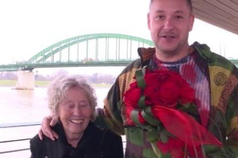 Eva Ras i Vuk Đuričić