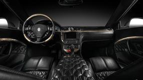 Maserati Gran Turismo z unikalnym wnętrzem