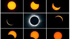 KAD NESTANE SUNCE Ovako je izgledalo SPEKTAKULARNO POMRAČENJE naše zvezde