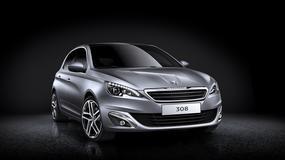 Nowy Peugeot 308 jesienią
