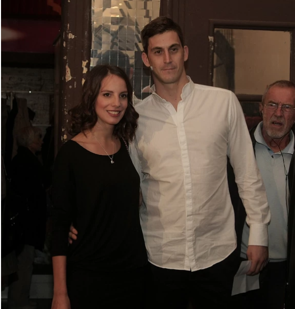 Nada Macanović i Bojan Janjić