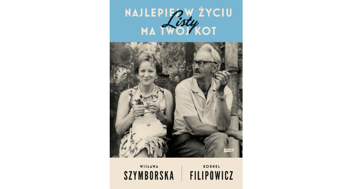 Wisława Szymborska Kornel Filipowicz Listy Recenzja