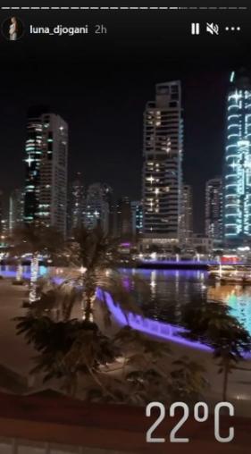 Luna pokazala kako uživa sa Markom u Dubaiju