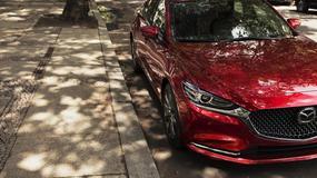 Mazda 6 po liftingu – pierwsze zdjęcia i informacje