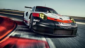 Porsche 911 RSR – nowy model na Le Mans